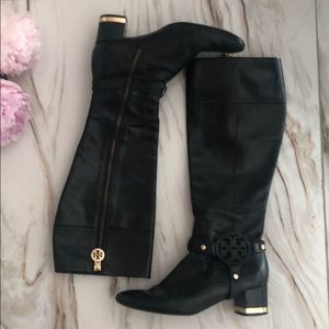 Tory Burch detailed boots